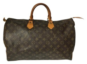Louis Vuitton Speedy Speedy 40 Alma Neverfull Crossbody Satchel