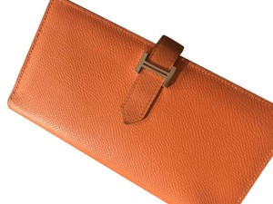Herms Hermes Bearn Wallet