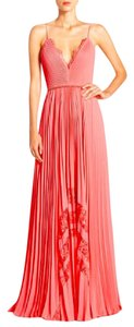 Badgley Mischka Wedding Nwt Maxi Dress