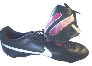 Nike Cleats Youth Girls Black,Pink,White Athletic