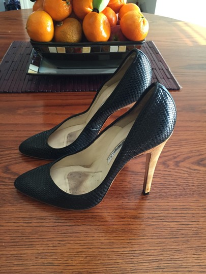 Brian Atwood Black Pumps