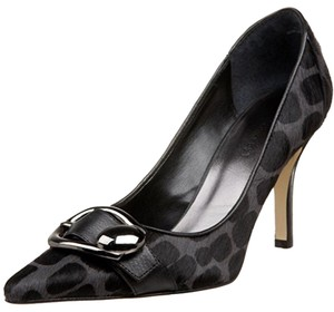 Nine West Black / Grey Pumps