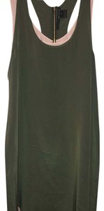 Jay Godfrey short dress green on Tradesy