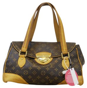 Louis Vuitton Lv Beverly Gm Monogram Handbag Tote