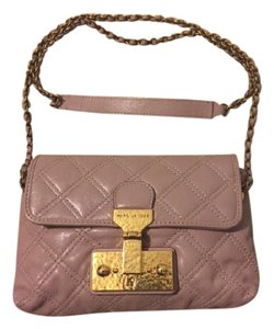 Marc Jacobs Quilted The Single Cross Body Bag