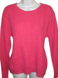 Liz Claiborne Spring Cable Knit Summer Sweater