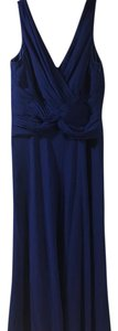 Ralph Lauren Ruched Formal Semi-formal Flowy Dress