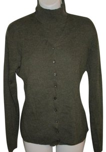 Valerie Stevens Twinset Merino Wool L 2 Pieces Sweater
