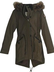 Abercrombie & Fitch Coat