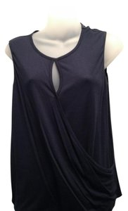 CAbi Top Navy Blue