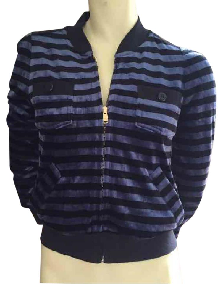 marc by marc jacobs velour sweater pullover size 2 xs tradesy. Black Bedroom Furniture Sets. Home Design Ideas