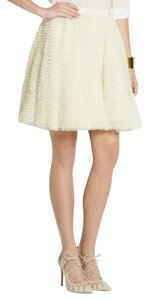 RED Valentino Tulle Skirt White/Cream