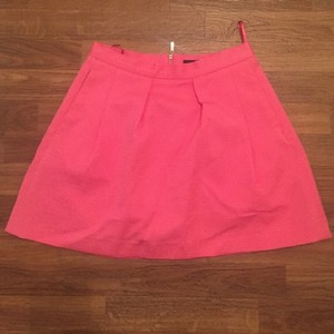 French Connection Mini Skirt pink