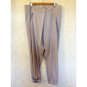Topshop Relaxed Pants gray
