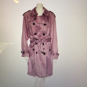 Robert Rodriguez Trench Versatile Silky Feel Trench Coat