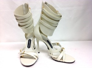 Tom Ford Cream Sandals