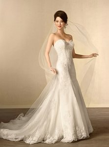 Alfred Angelo Style 2438 Wedding Dress