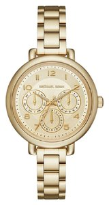 Michael Kors Kohenmm gold-Tone and Acetate Watch NWT