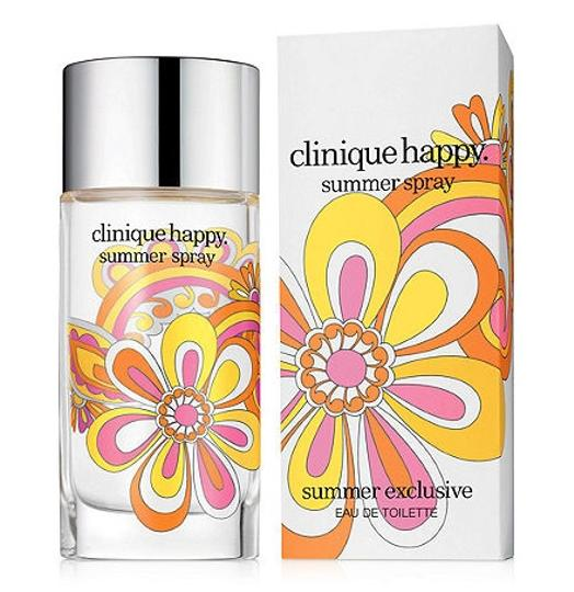 Clinique Clinique Happy summer EDT 3.4oz/100ml Limited Edition
