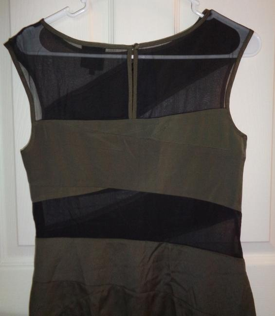 Calvin Klein short dress Dark Green on Tradesy