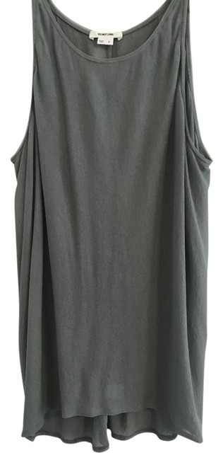 Item - Gray/Green Sleeveless Tank Top/Cami Size 2 (XS)