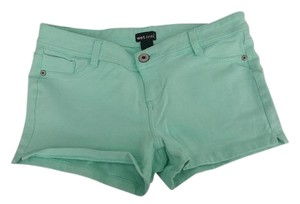 Wet Seal Shorts Mint