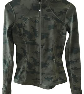 Lululemon Worn once like new lululemon forme camo savasana jacket 4