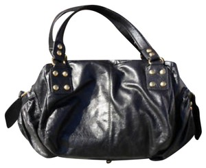 Isabella Fiore Knotty By Nature Leather Hobo Bag