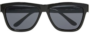 Le Specs Black Whaam Sunglasses
