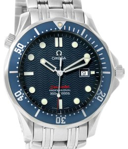 Omega Omega Seamaster James Bond 300M Mens Watch 2221.80.00 Box Papers