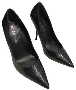 ALDO Navy Blue Pumps