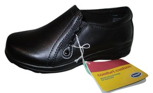 Dr. Scholl's Leather black Mules