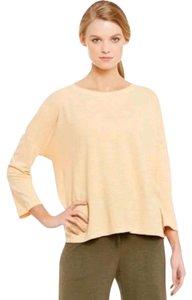 Eileen Fisher T Shirt Apricot
