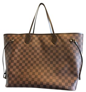 Louis Vuitton Neverfull damier canvas GM Tote bag Tote in damier