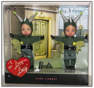 Barbie I Love Lucy