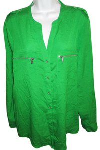 Calvin Klein Large L Top Green