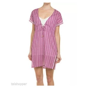 Tory Burch short dress Purple on Tradesy