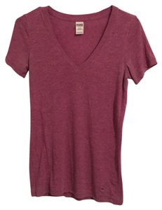 PINK T Shirt Dusty Pink