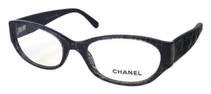 Chanel CH 3209 - Beautiful Tweed Glasses - Quilted Sides -FREE 3 DAY SHIPPING