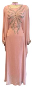 rouge pink Maxi Dress by Other