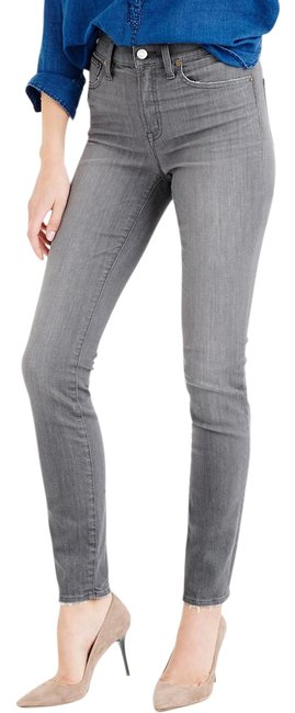 Item - Grey Medium Wash The Lookout High Skinny Jeans Size 29 (6, M)