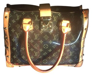 Louis Vuitton Neo Vinyl Tote in Monogram brown