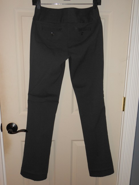 The Limited Dress Exact Stretch Boot Cut Pants Charcoal