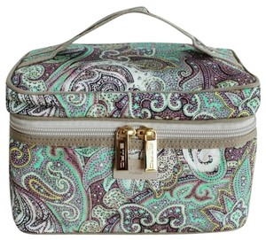 Etro Paisley Purple Travel Bag
