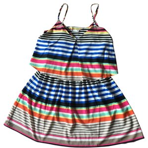 Zoa short dress multicolor on Tradesy
