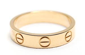 Cartier Mini Love Yellow Gold Ring