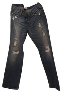 Abercrombie & Fitch Relaxed Fit Jeans-Light Wash