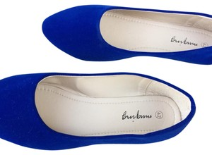 Other Royal Blue Flats