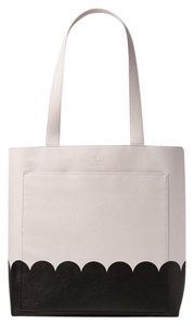 Kate Spade Tote in Cream/black