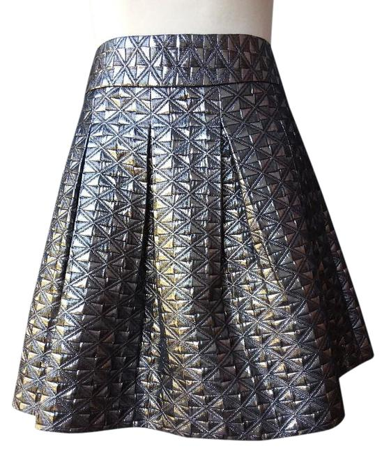 Item - Silver Skirt Size 8 (M, 29, 30)